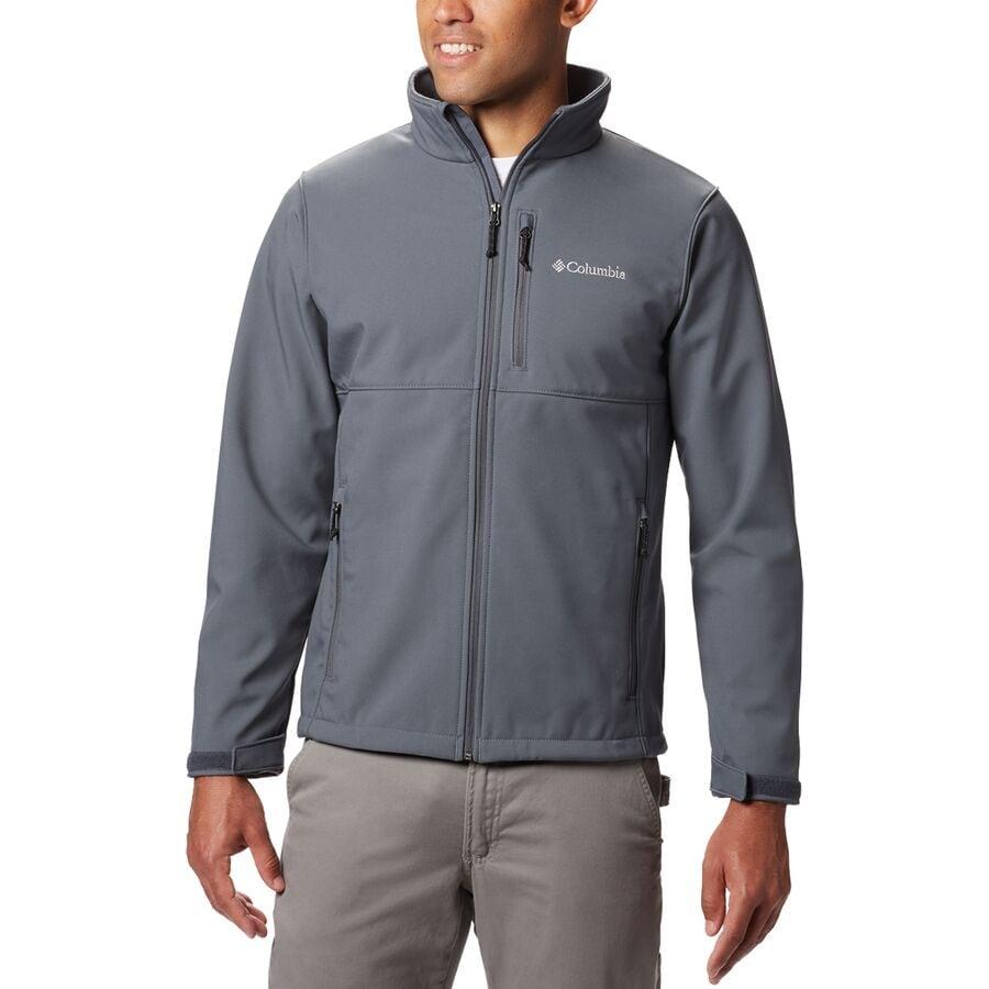 Columbia Ascender Softshell Jacket Men S Backcountry Com