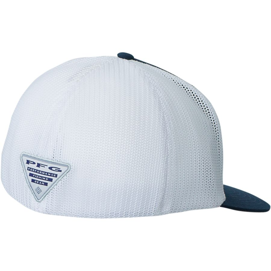 cb4d2744e2c Columbia PFG Mesh Flat Brim Hat - Men s