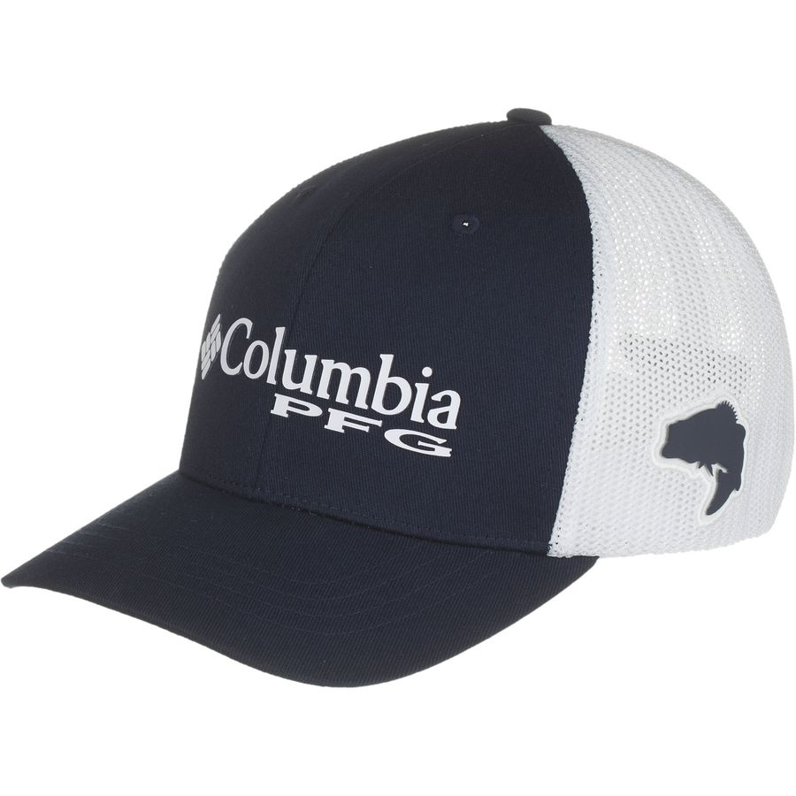Columbia - Junior Mesh Baseball Cap - Kids  - Collegiate Navy 746cc3344a7
