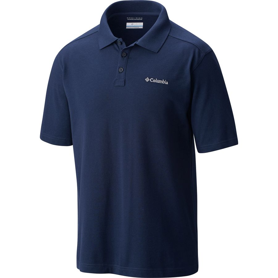 Columbia Elm Creek Polo - Mens