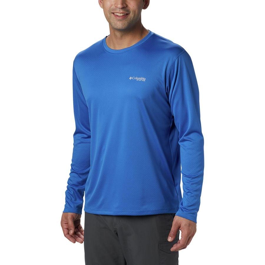 43f7f65c1c7 Columbia PFG Zero Rules Long-Sleeve Shirt - Men's | Backcountry.com