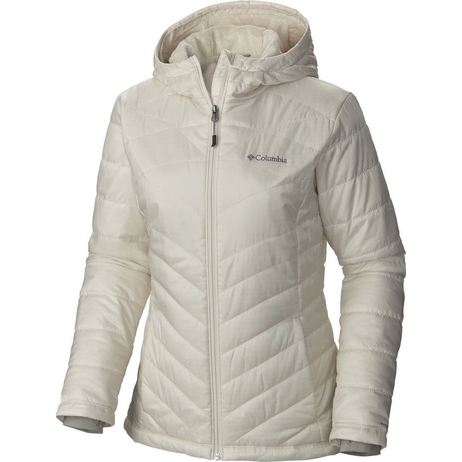 Columbia Mighty Lite Hooded Plush Jacket - Womens