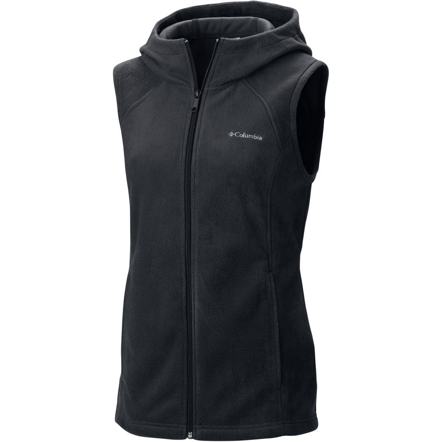 Columbia Benton Springs Hooded Fleece Vest - Womens