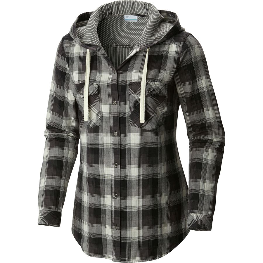 Columbia Times Two Hooded Shirt - Women's | Backcountry.com