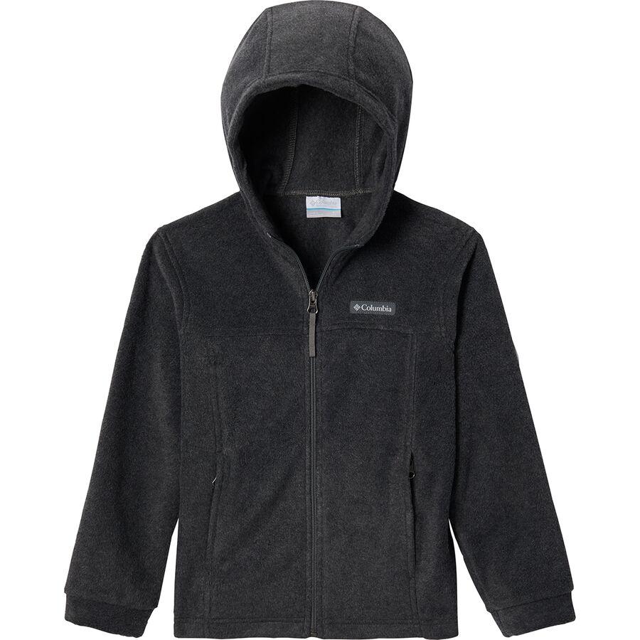 Columbia Steens II Hooded Fleece Jacket - Boys