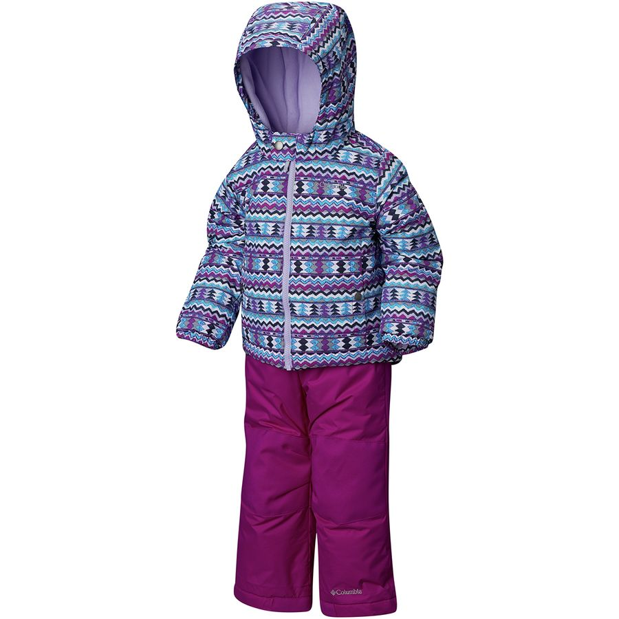 Columbia Frosty Slope Snow Suit Set - Toddler Girls -1896