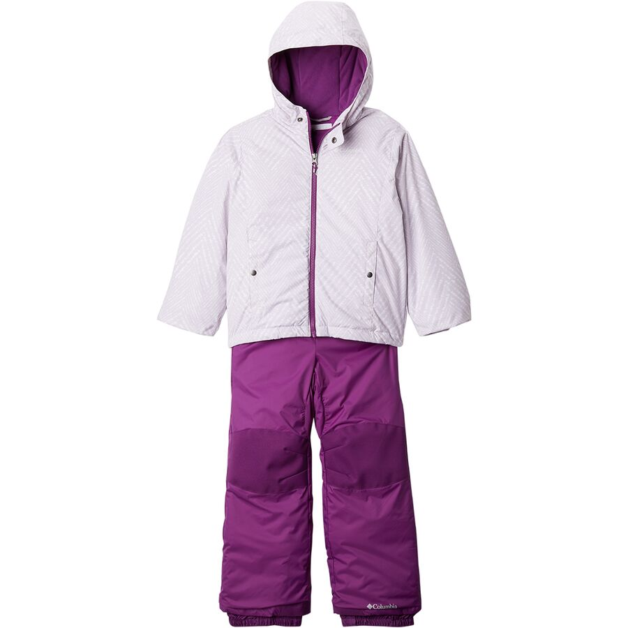 Columbia Frosty Slope Snow Suit Set - Toddler Girls