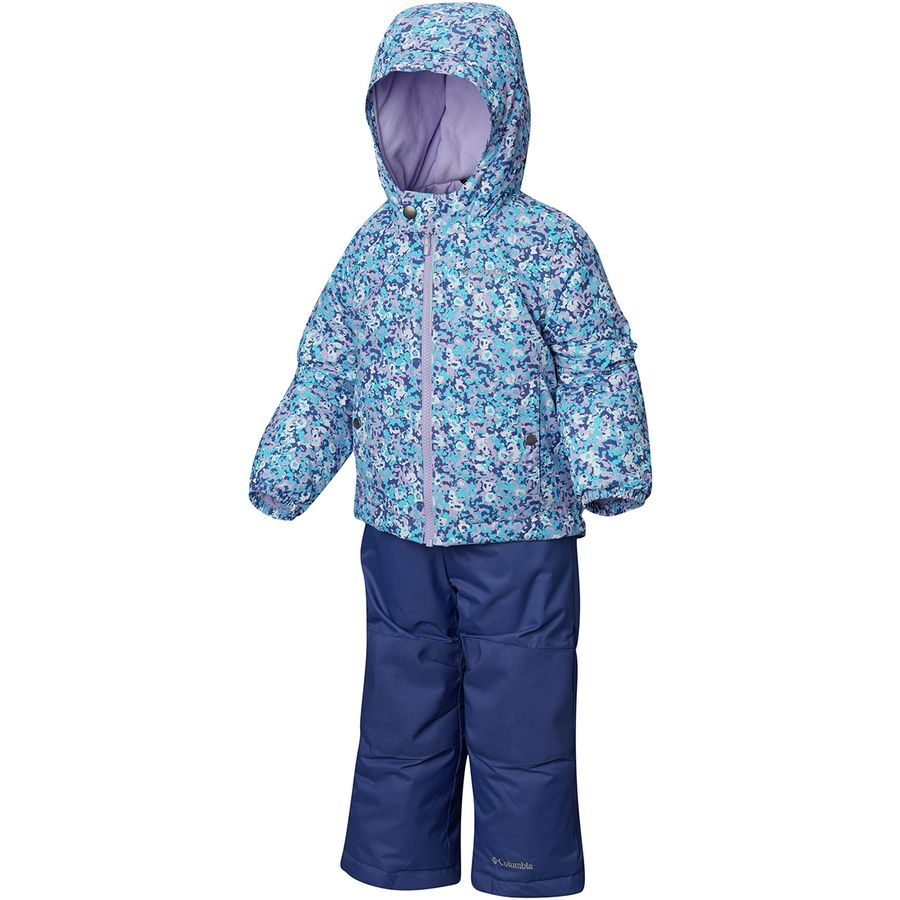 4df98ae2a Columbia Frosty Slope Snow Suit Set - Toddler Girls' | Backcountry.com