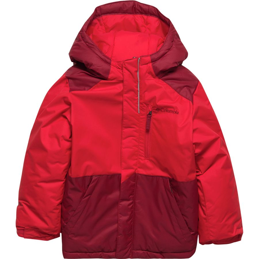 4ed3f2f30ee Columbia - Lightning Lift Jacket - Toddler Boys  - Red Spark Red Element
