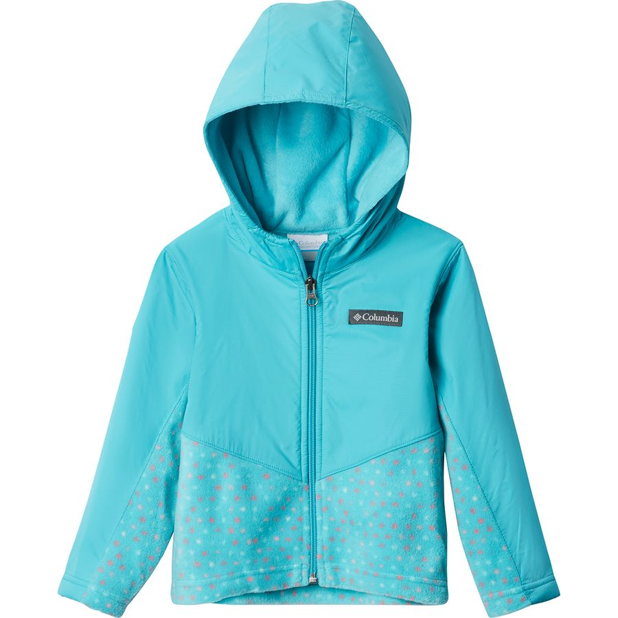 1d142c02c24 Columbia Steens Mountain Overlay Fleece Jacket - Toddler Girls'