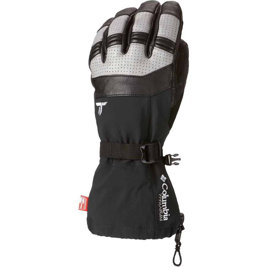 Columbia Titanium Winter Catalyst  Glove - Mens