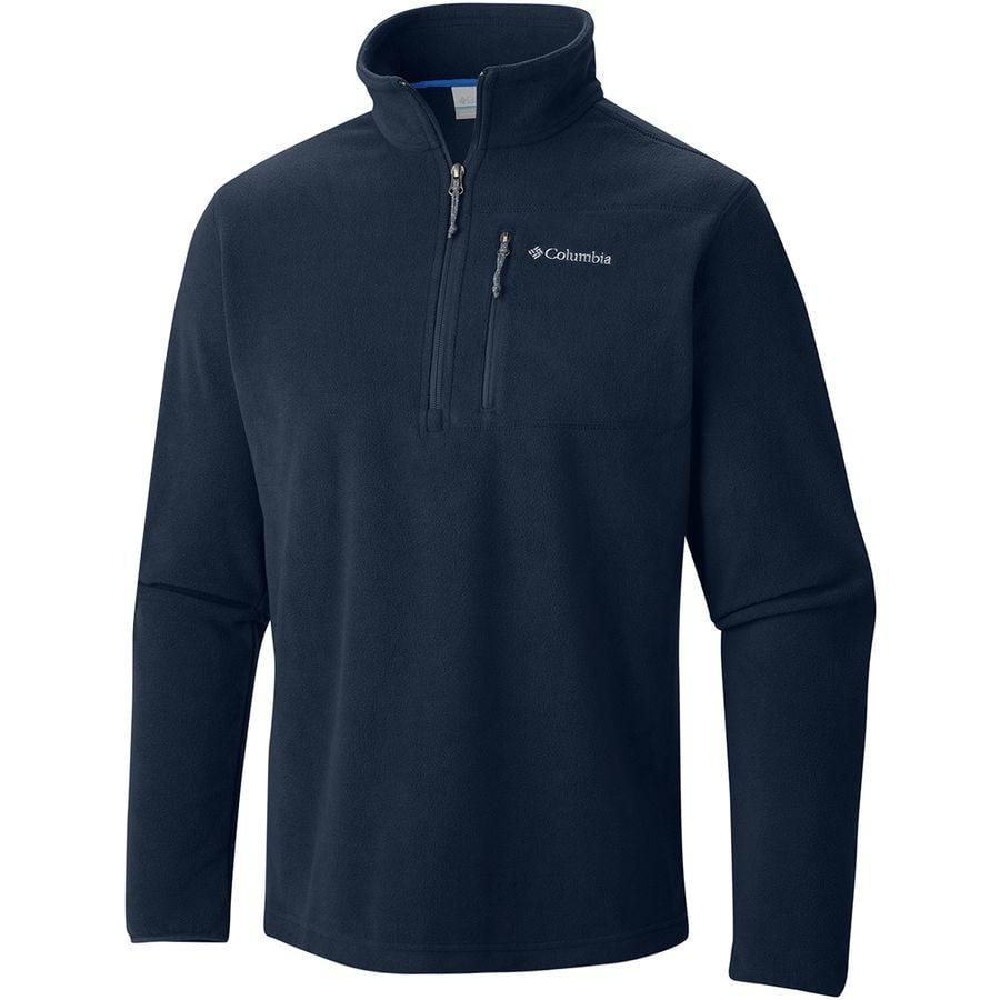 Columbia Cascades Explorer Half Zip Fleece Jacket Men S