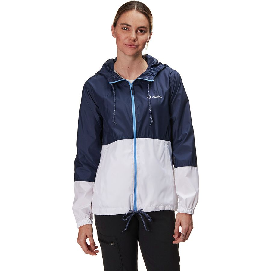 5a2405054db Columbia - Flash Forward Windbreaker - Women s - Nocturnal White