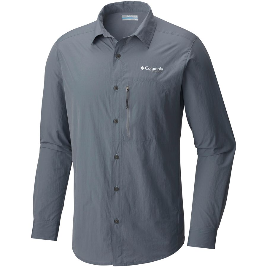 Columbia Featherweight Hike Shirt - Long-Sleeve - Mens