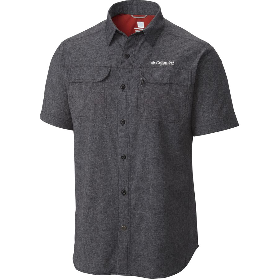 Columbia Irico Shirt - Short-Sleeve - Mens