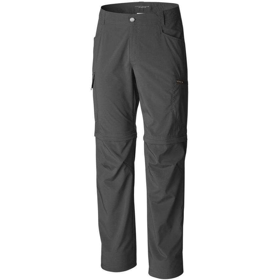 Columbia Silver Ridge Stretch Convertible Pant - Mens
