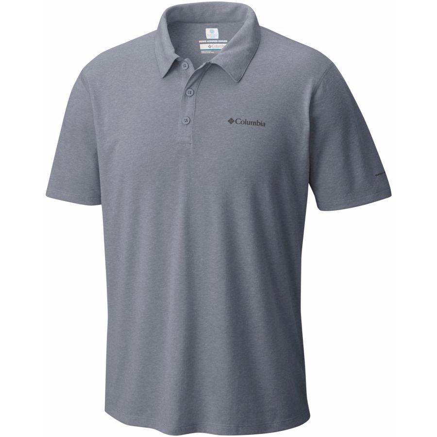 Columbia Silver Ridge Zero Polo Shirt - Mens