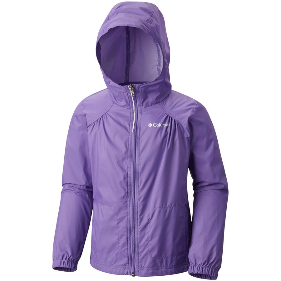 71bc27971 Columbia Switchback Rain Jacket - Toddler Girls' | Backcountry.com
