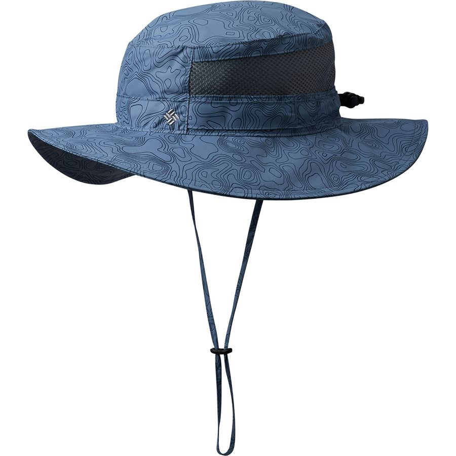 3b10da18bd60b Columbia - Bora Bora Print Booney Hat - Men s - Mountain Topo