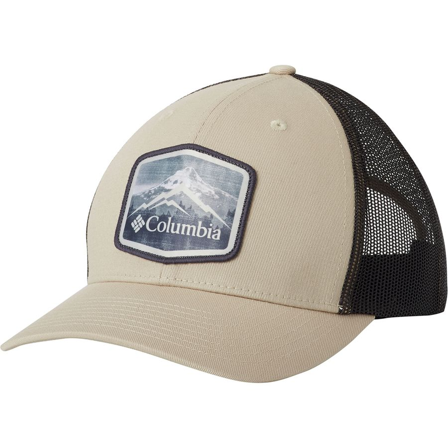 434787316d2 Columbia - Mesh Snapback Hat - Men s - Ancient Fossil Hex Patch