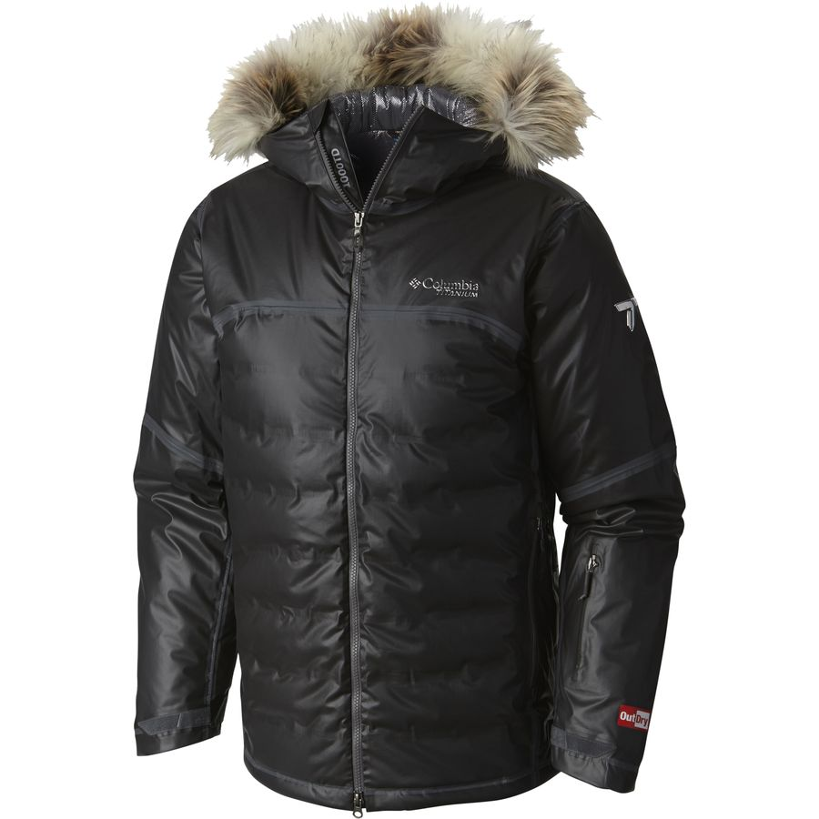 Columbia Outdry Ex Diamond Heatzone Jacket Men S