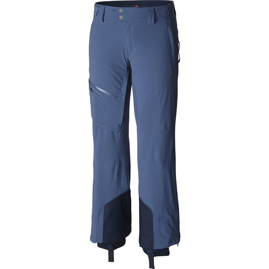 Columbia Zip Down Pant - Mens