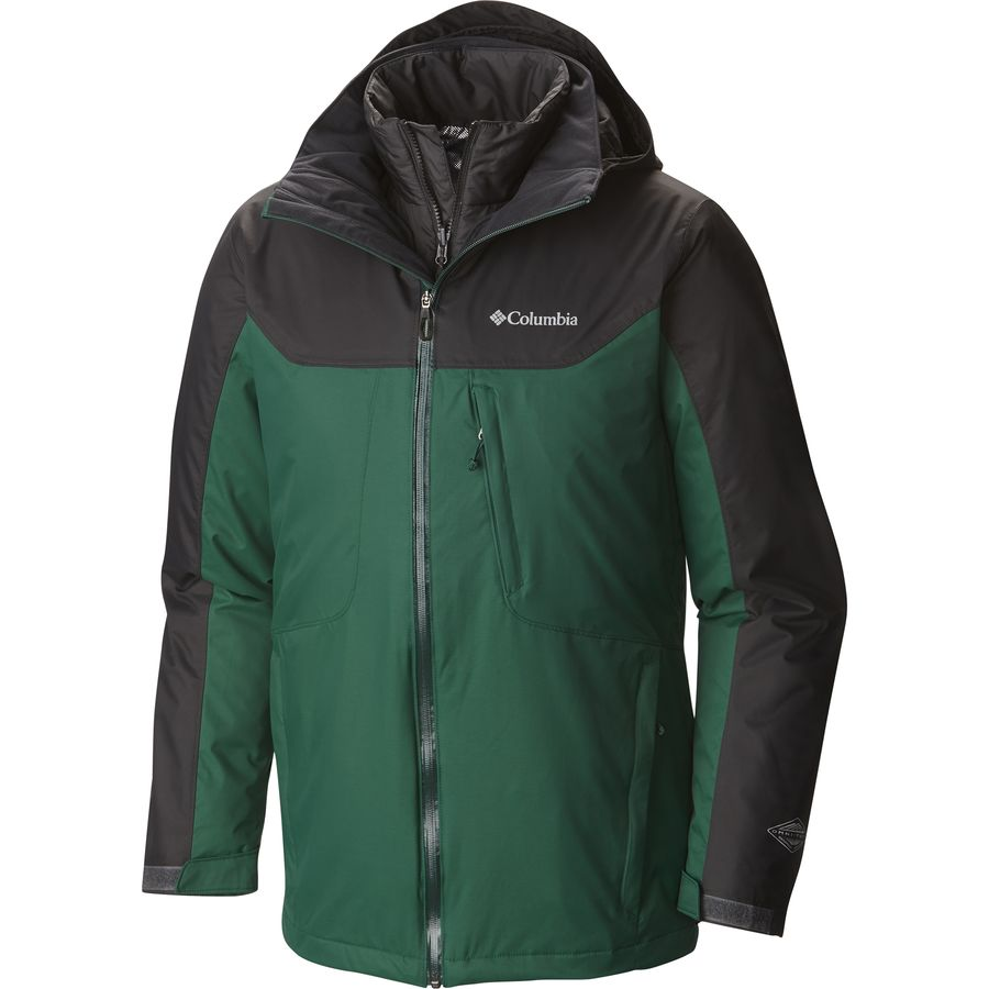 Columbia Whirlibird Interchange Jacket - Mens