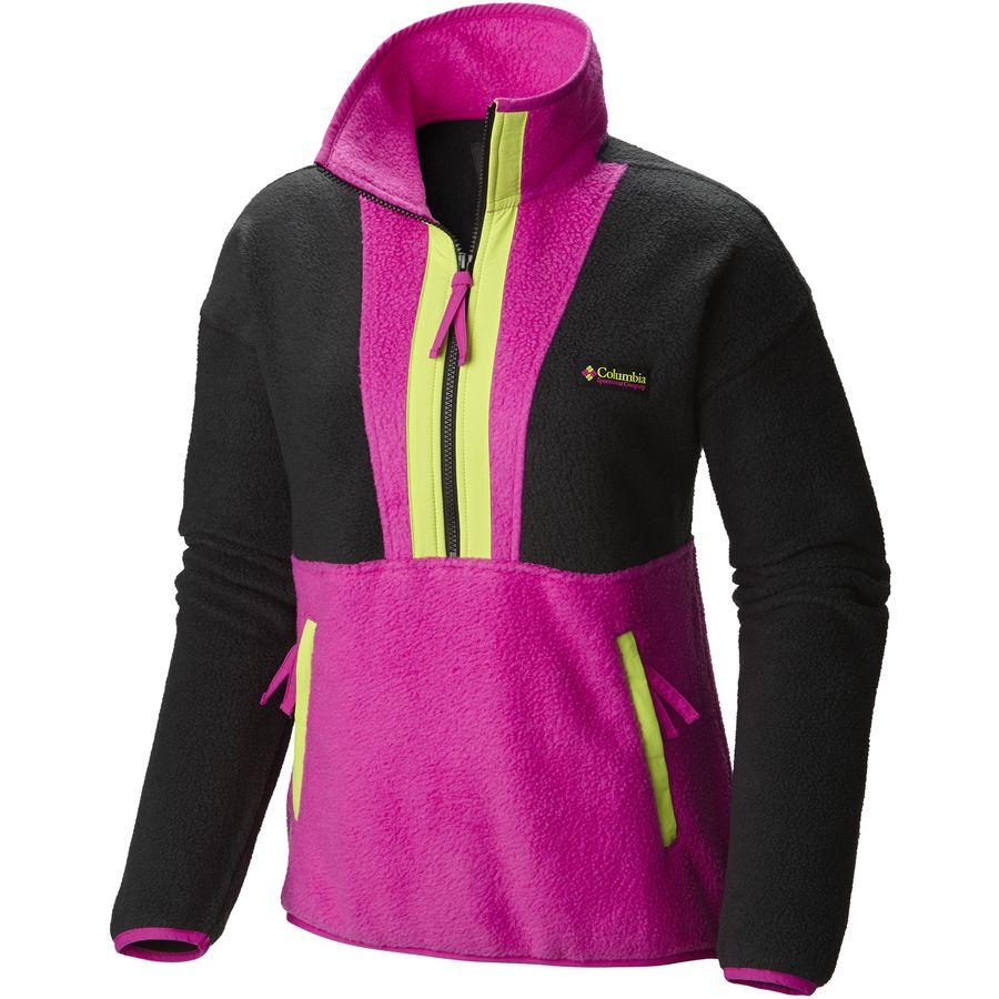 Columbia CSC Originals Fleece Pullover Jacket - Women's ...