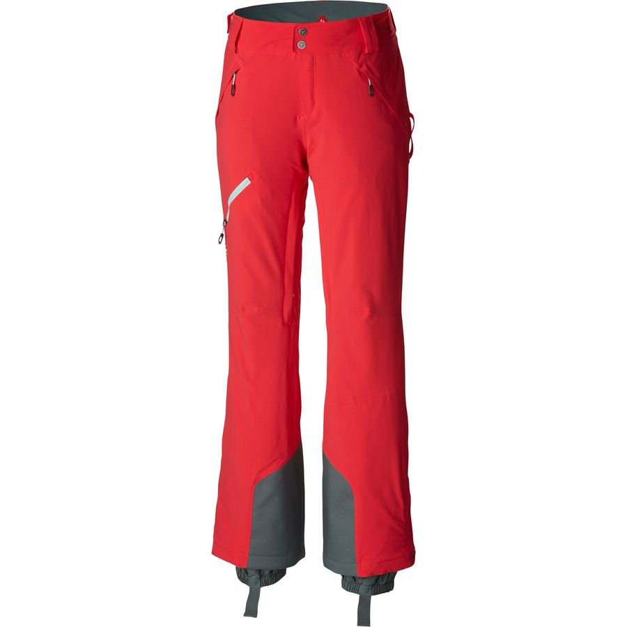Columbia Zip Down Pant - Womens