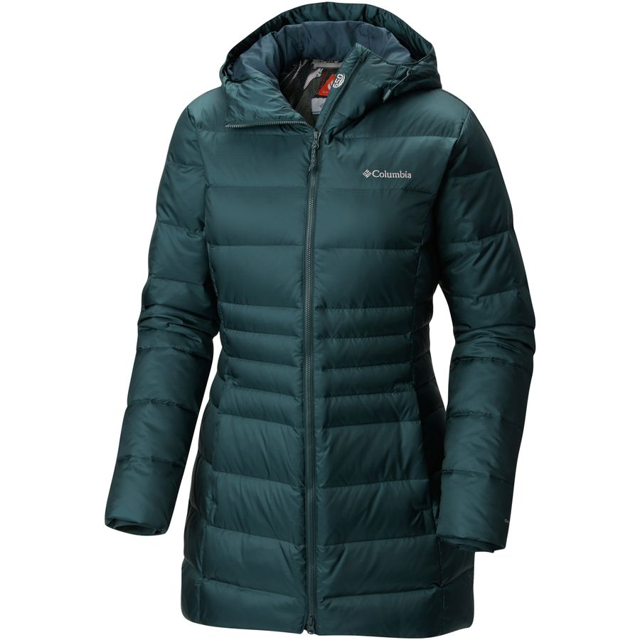 columbia hellfire mid down jacket women 39 s. Black Bedroom Furniture Sets. Home Design Ideas
