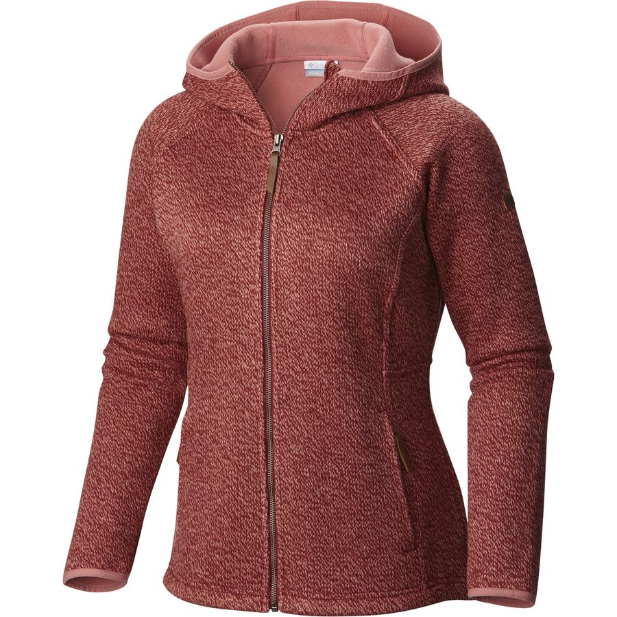 Columbia Canyons Bend Full-Zip Hoodie - Womens