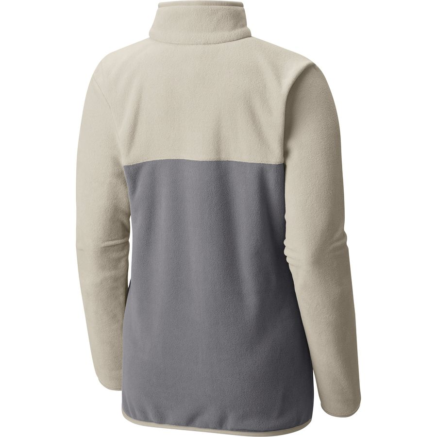Columbia Mountain Side Fleece Pullover Women S