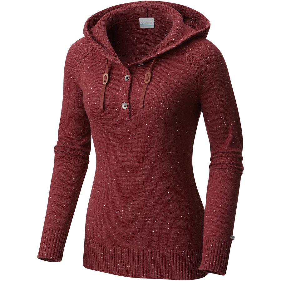 Columbia Ice Drifter Pullover Hoodie Sweater - Womens