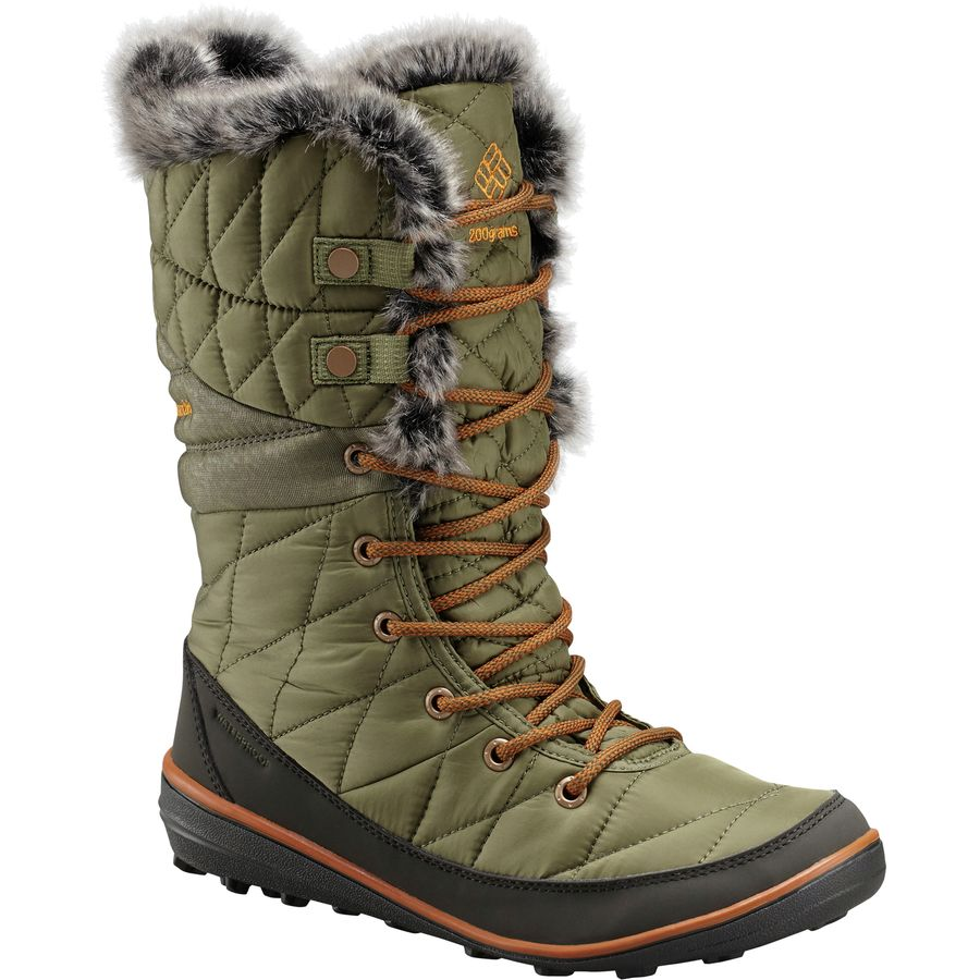 Columbia - Heavenly Omni-Heat Boot - Women's - Zuc/Bright Copper