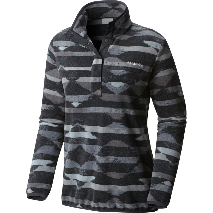 Columbia Mountain Side Printed Pullover - Womens