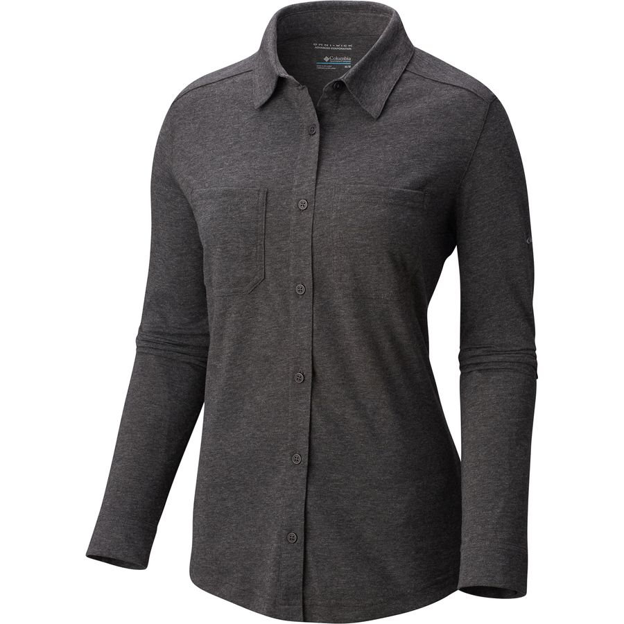 Columbia Saturday Trail Knit Shirt - Womens