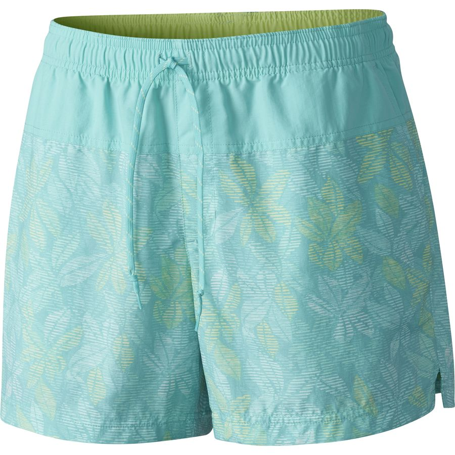 Columbia Sandy River Printed Short - Womens