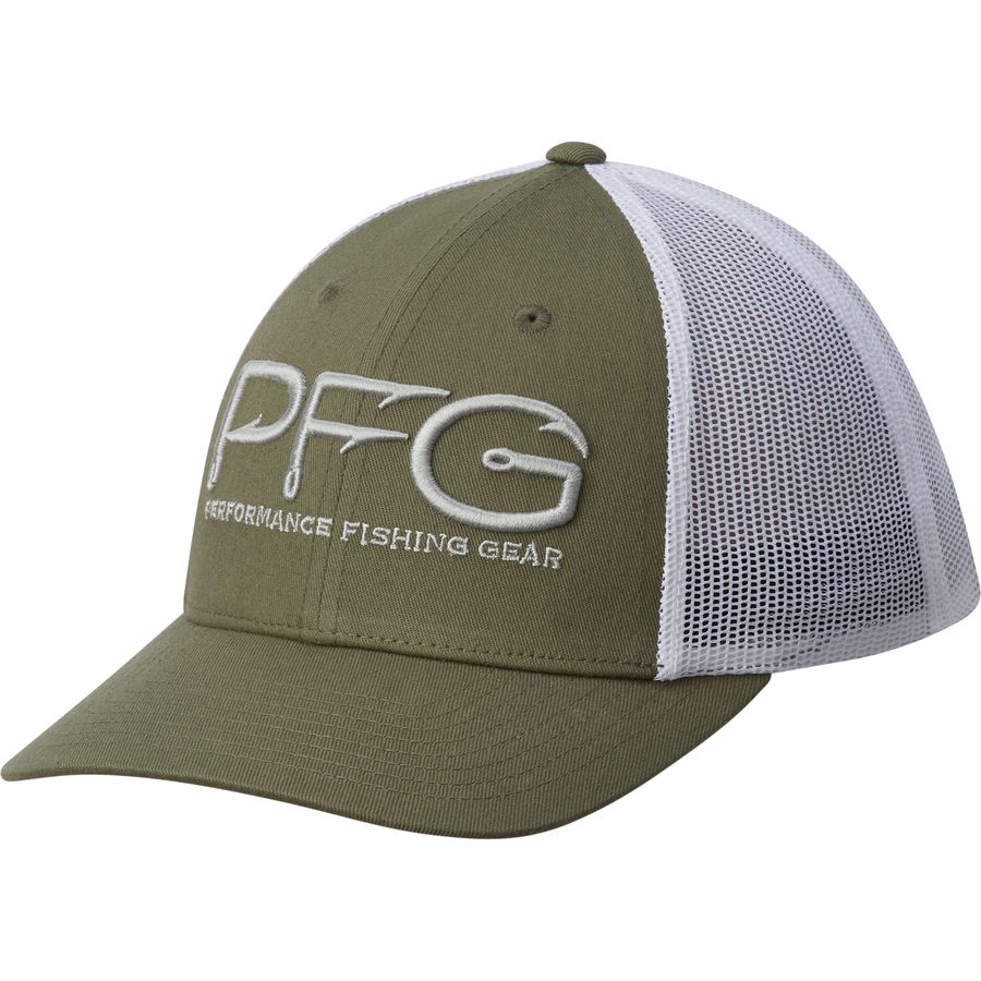 Columbia pfg mesh snap back ball cap up to 70 off for Columbia fishing hat