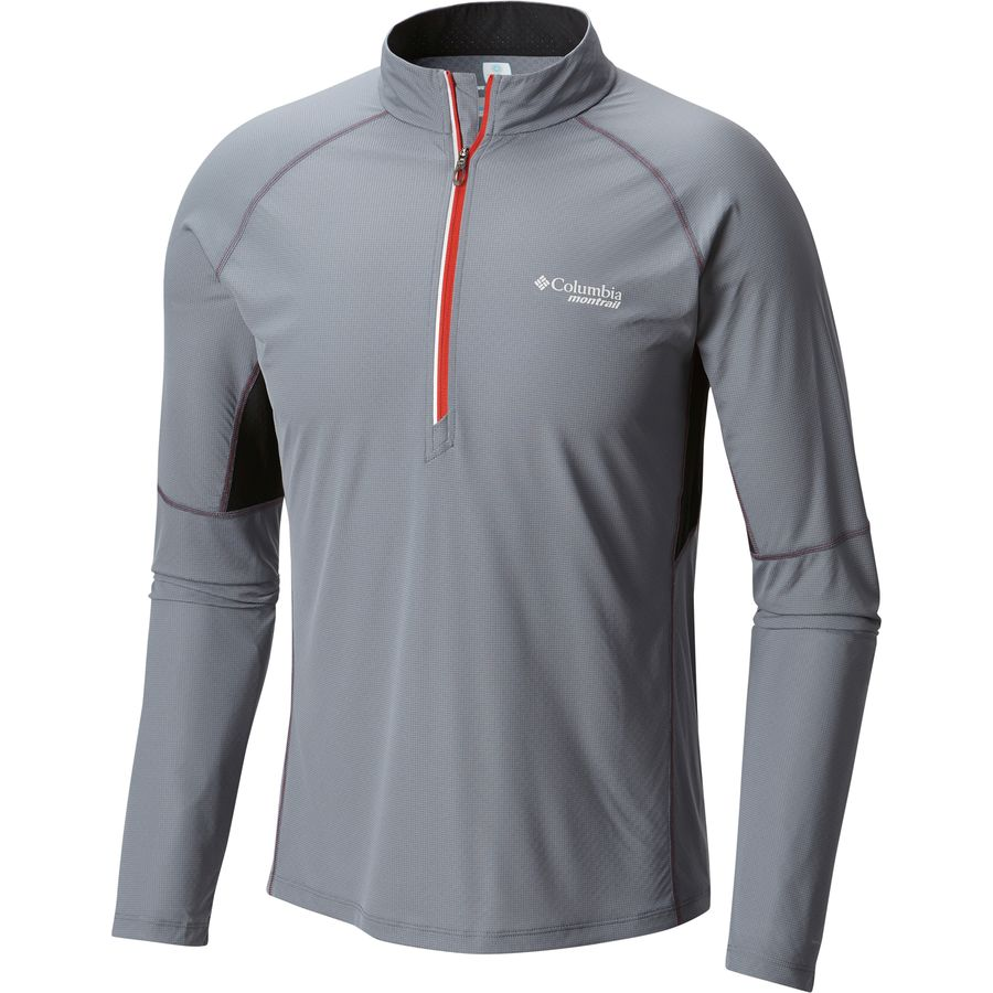 Columbia Titan Ultra Half Zip Shirt - Mens