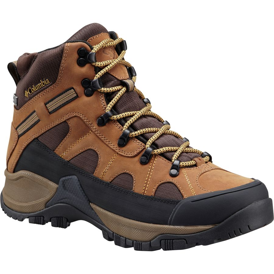 Columbia Smith Rock Outdry Hiking Boot - Mens