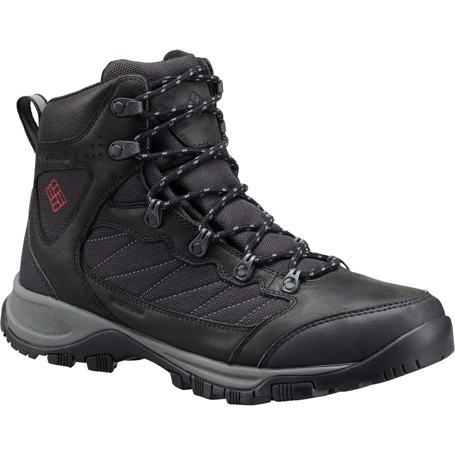 Columbia Cascade Pass Waterproof Hiking Boot - Men's | Backcountry.com