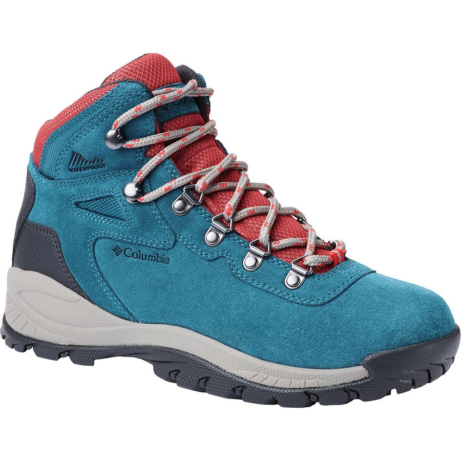c0a37f7d958 Columbia Newton Ridge Plus Waterproof Amped Hiking Boot - Women s ...