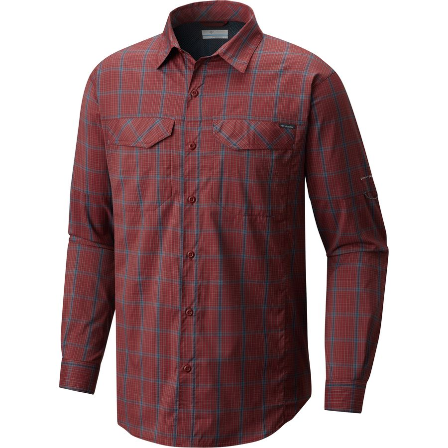 Columbia Silver Ridge Lite Plaid Shirt - Mens