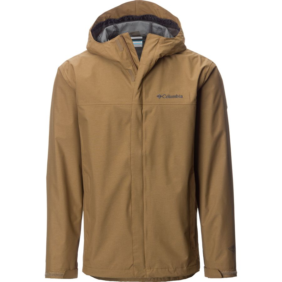 Columbia Diablo Creek Rain Shell - Mens