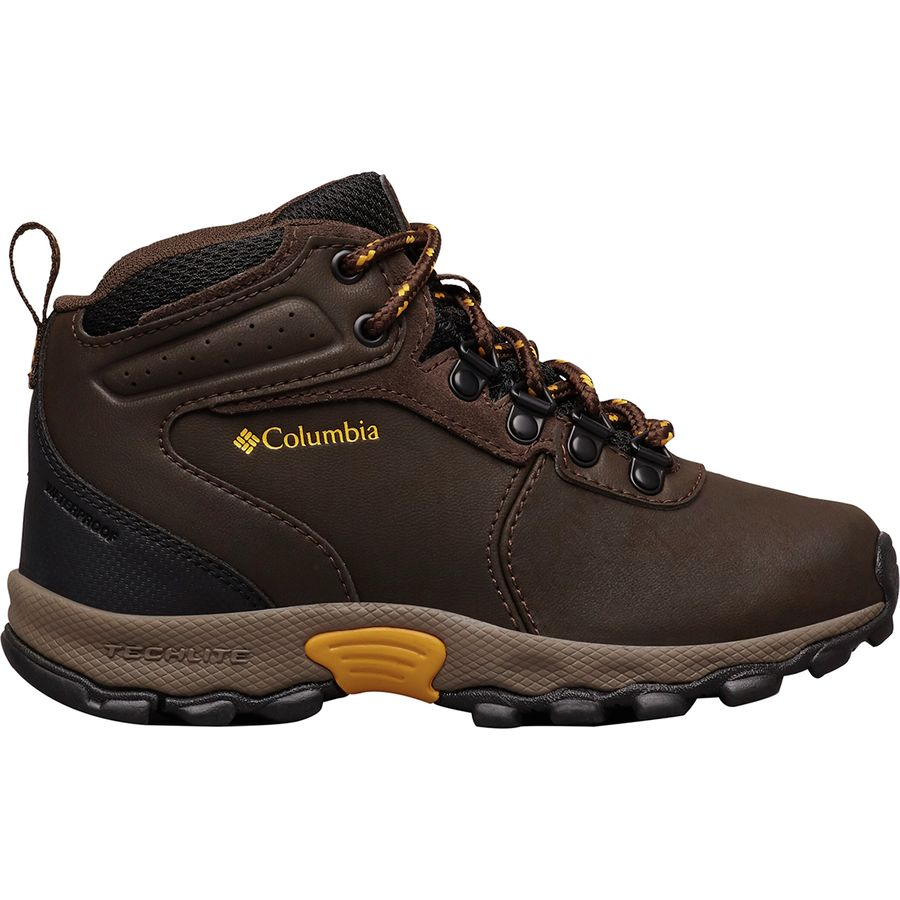 ac4b30d0a6f Columbia Newton Ridge Hiking Boot - Boys'