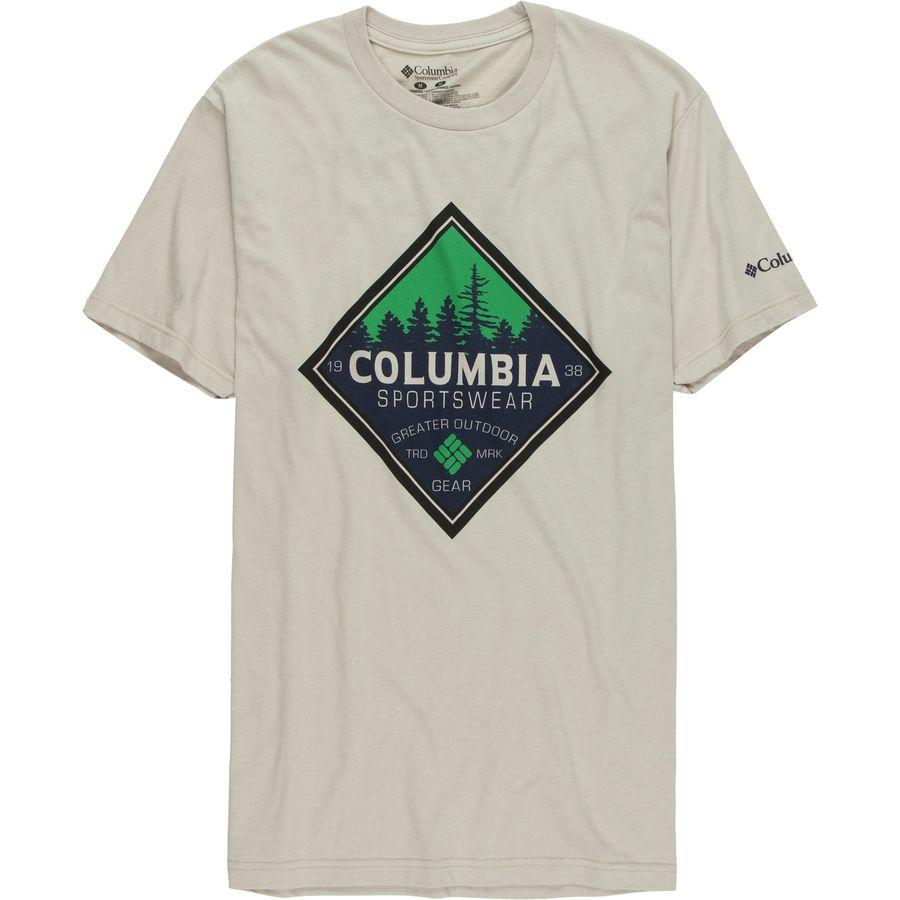 Columbia Sawtooth T Shirt Men 39 S Steep Cheap