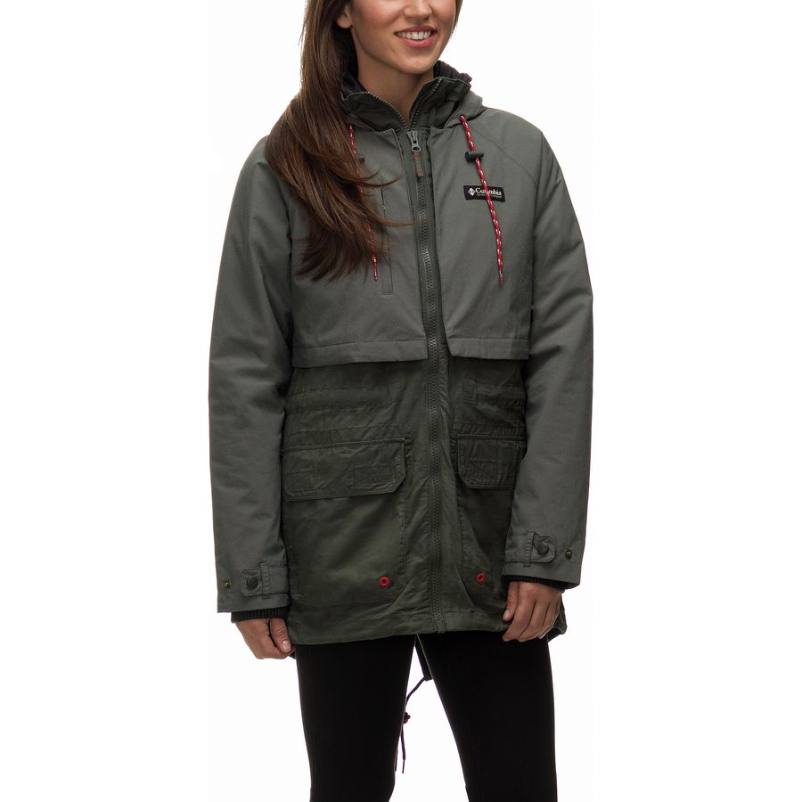 Columbia Jacket Of All Trades Interchange Jacket - Womens