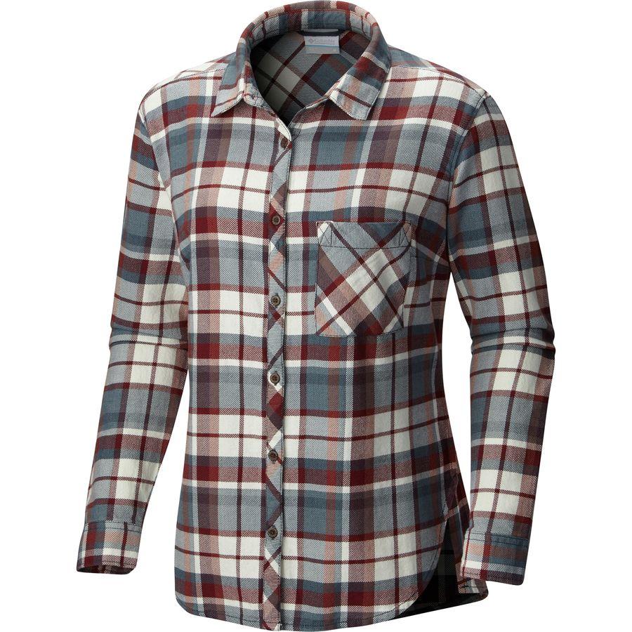 Columbia Deschutes River Flannel Shirt - Womens