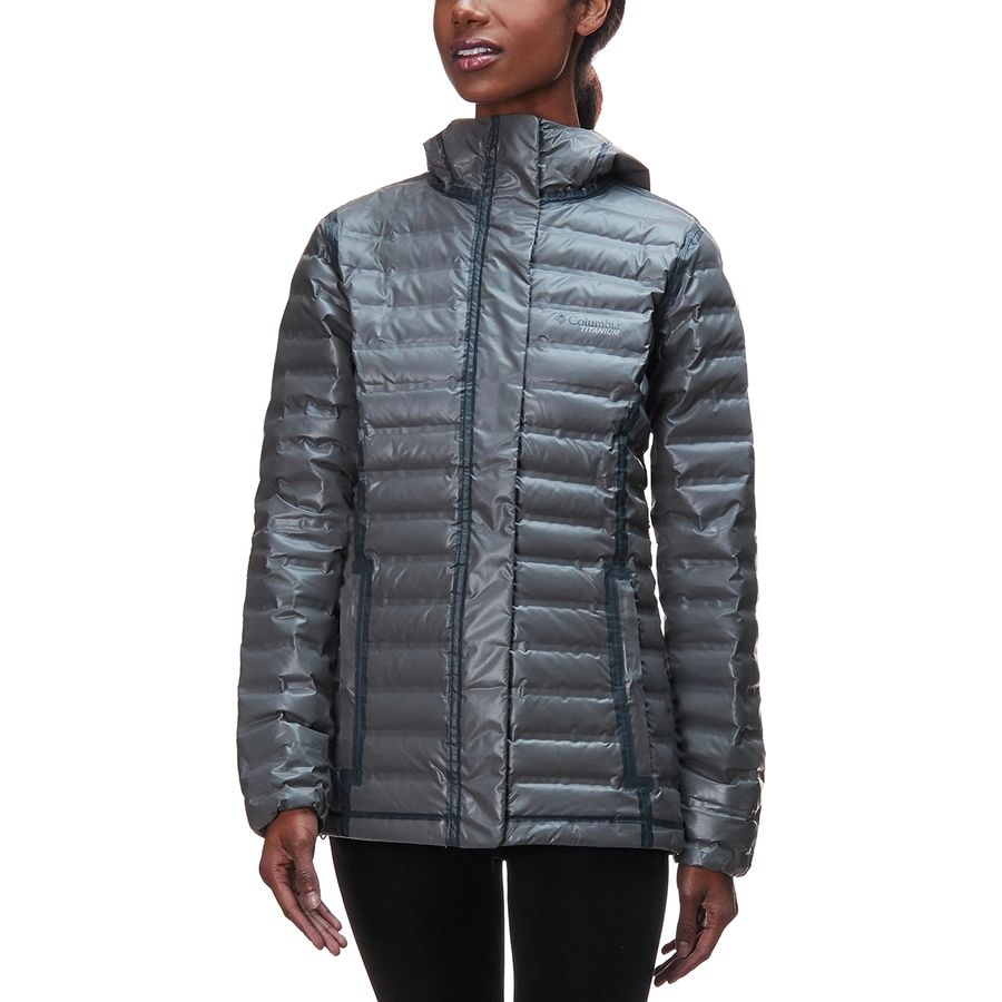 80772c49a Columbia Titanium Outdry EX Eco Hooded Down Jacket - Women's