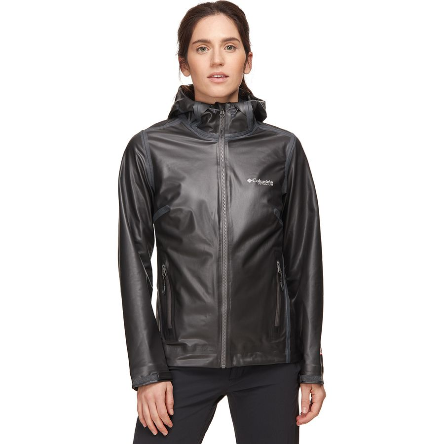 Columbia Outdry EX Stretch Hooded Shell Jacket - Womens